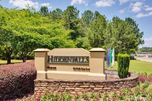 Hidden Falls Mobile Home Park in Acworth, GA