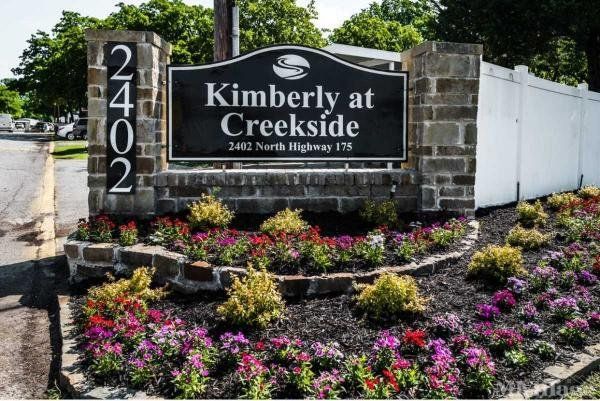 Kimberly At Creekside Mobile Home Park in Seagoville, TX
