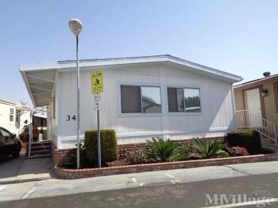 Mobile Home Park in Santa Ana CA