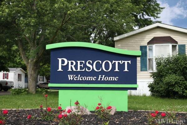 Prescott Community Mobile Home Park in Grand Rapids, MI