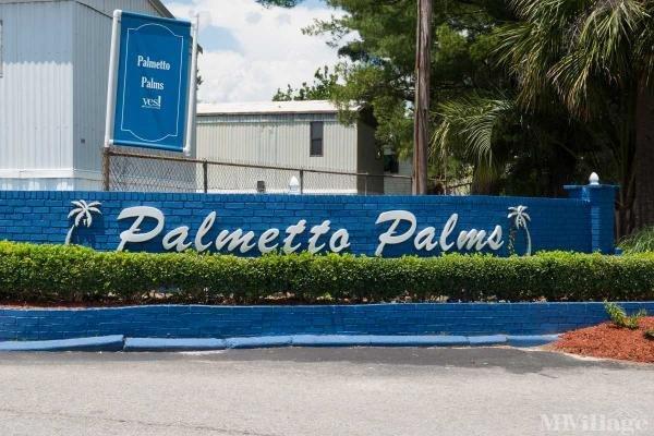 Palmetto Palms Mobile Home Park in Columbia, SC
