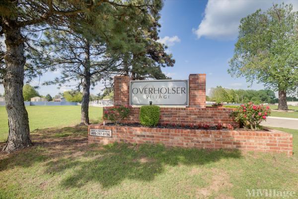Photo of Overholser Village, Oklahoma City, OK
