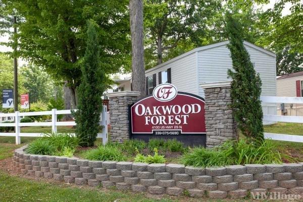 Photo of Oakwood Forest, Greensboro, NC