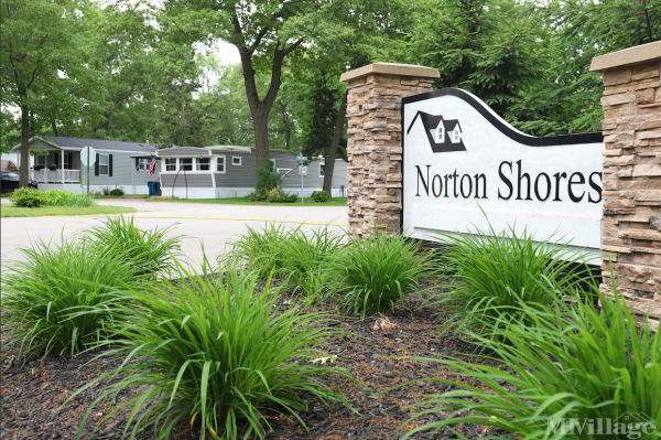 Norton Shores Mobile Home Park in Muskegon, MI