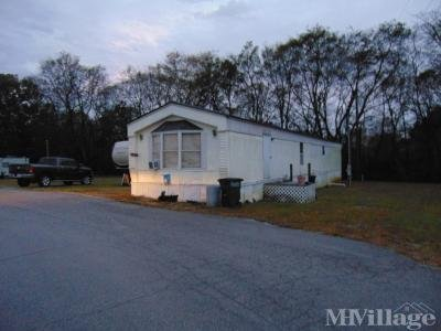 Mobile Home Park in Athens AL
