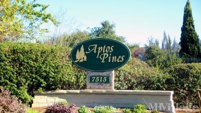 Mobile Home Park in Aptos CA