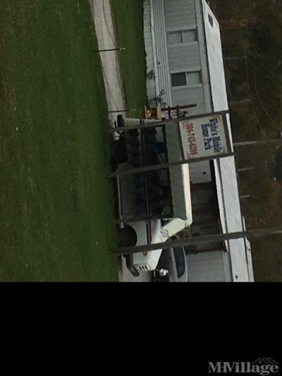 Mobile Home Park in Culloden WV