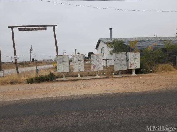 Photo of Sherwood Estates Mobile Home Park, Midland, TX