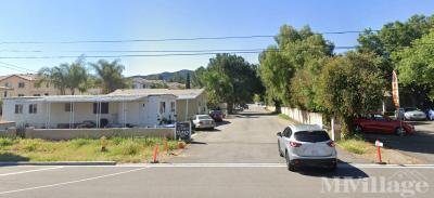 Mobile Home Park in Newbury Park CA