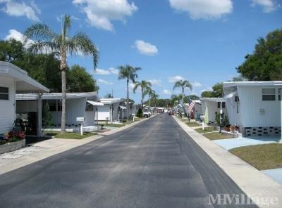 Mobile Home Park in Dunedin FL