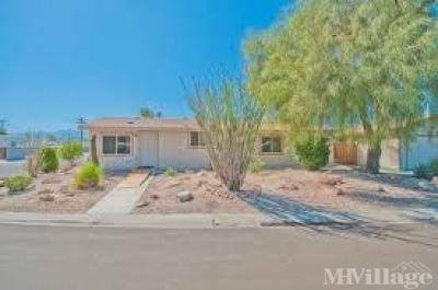Mobile Home Park in Thousand Palms CA