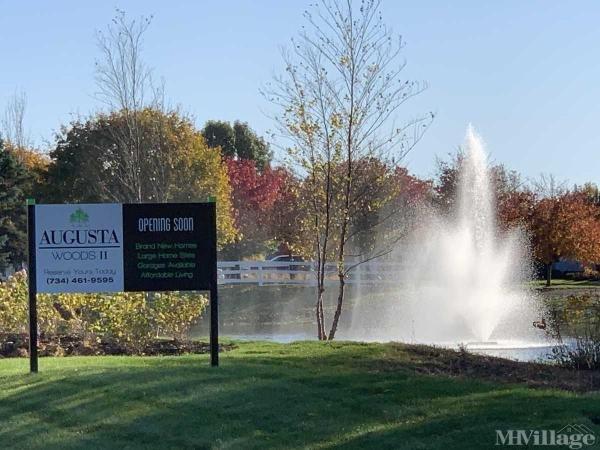 Augusta Woods Mobile Home Park in Willis, MI