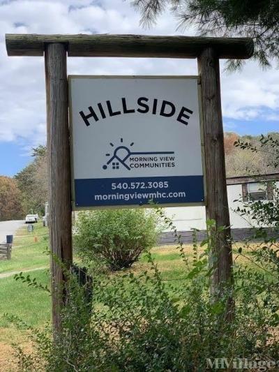 Hillside Mobile Home Community