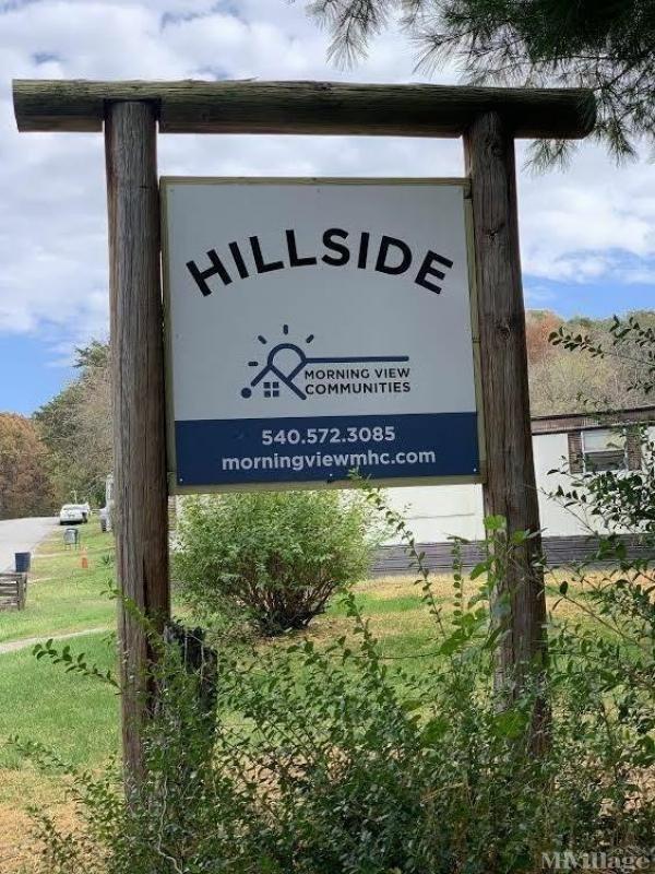 Photo of Hillside Mobile Home Community, Buena Vista, VA