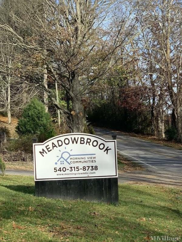 Meadowbrook Mobile Home Park Mobile Home Park in Blacksburg, VA