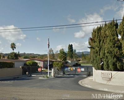 Mobile Home Park in Santa Paula CA