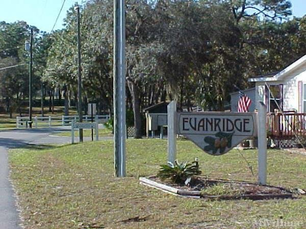Photo of Evanridge Mobile Home Park, Homosassa, FL