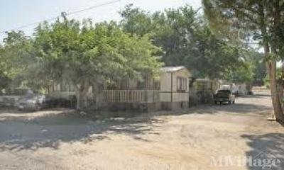 Mobile Home Park in Friant CA