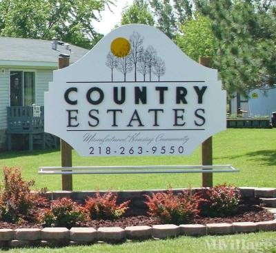Country Estates Manufactured Housing Community