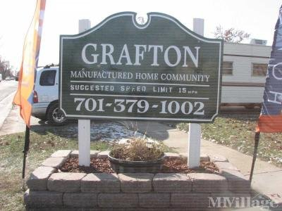 Mobile Home Park in Grafton ND