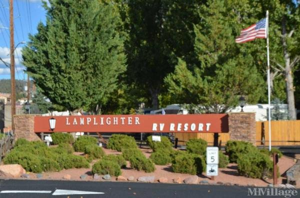 Photo of Lamplighter RV Resort, Star Valley, AZ