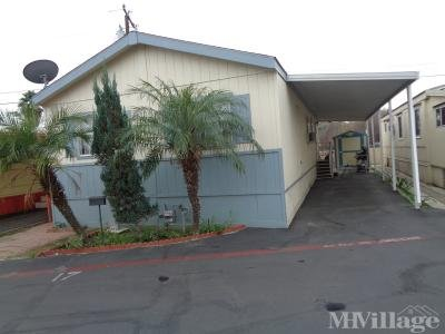 Mobile Home Park in Rosemead CA