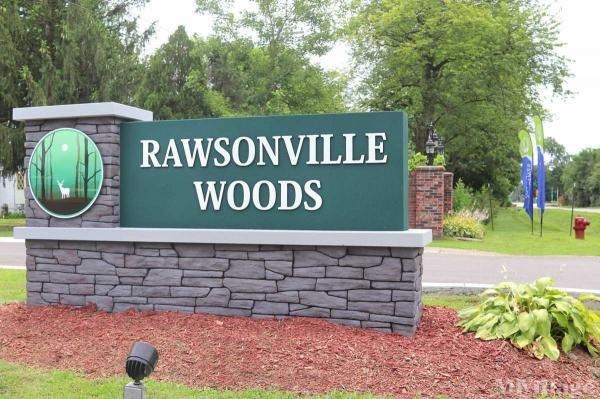 Rawsonville Woods Mobile Home Park in Belleville, MI