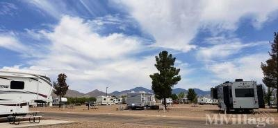 Mobile Home Park in Huachuca City AZ
