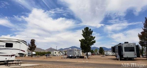 Photo of Mountain View RV Park, Huachuca City, AZ