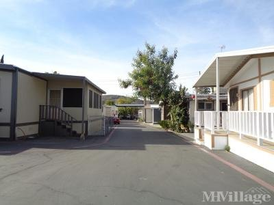 Mobile Home Park in Grand Terrace CA