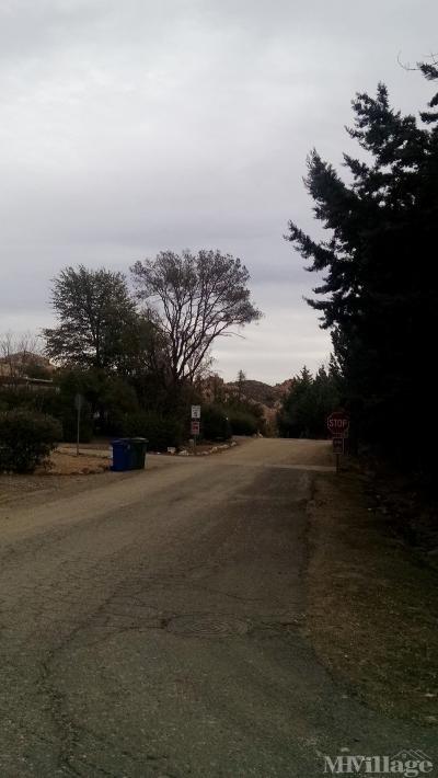 Mobile Home Park in Prescott AZ