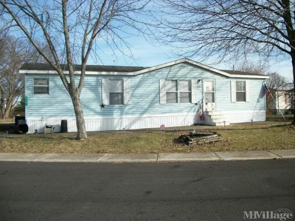 McMahan's Fairway Terrace MHP Mobile Home Park in Medway, OH