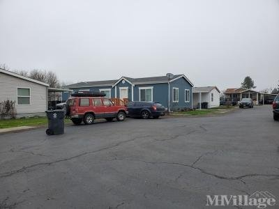 Mobile Home Park in Aumsville OR