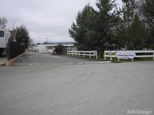 Photo of Santa Margarita Mobile Home Park, Santa Margarita, CA
