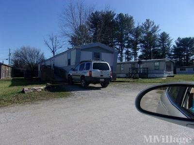 Mobile Home Park in Wartburg TN