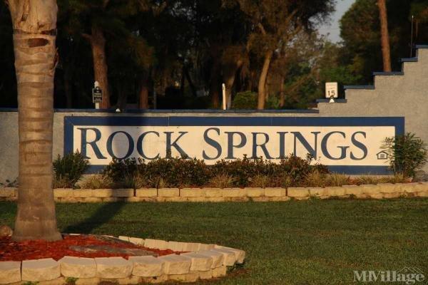 Photo of Rock Springs Mobile Home Park, Apopka, FL