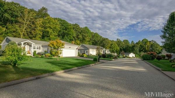 Hillcrest Mobile Home Park in Uncasville, CT