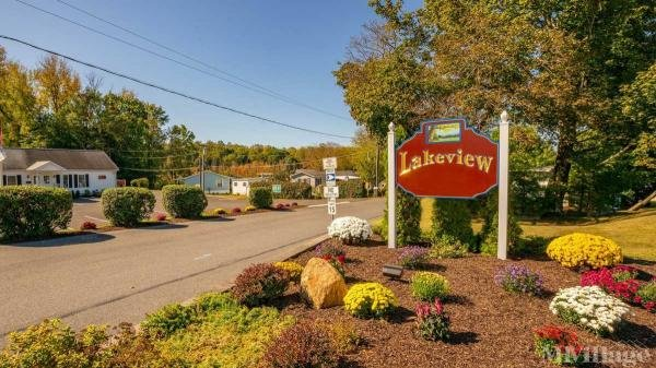 Lakeview Mobile Home Park in Danbury, CT