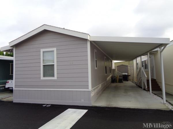 Photo of Cypress Mobile Home Park, Cypress, CA