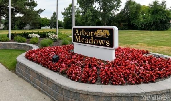 Arbor Meadows Mobile Home Park in Ypsilanti, MI