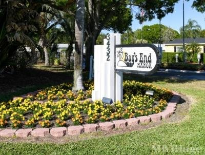 Mobile Home Park in Safety Harbor FL