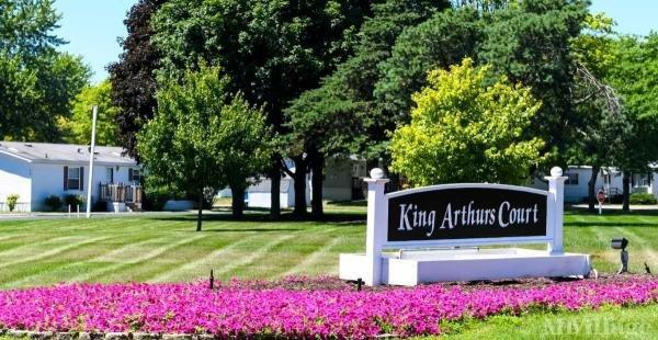 King Arthur's Court Mobile Home Park in Lansing, MI
