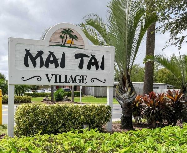 Mai Tai Village Mobile Home Park in Orlando, FL
