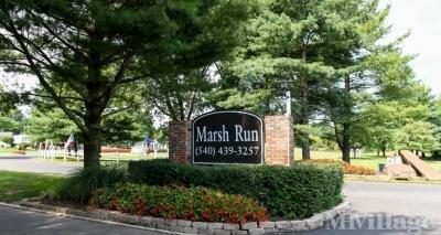 Mobile Home Park in Bealeton VA