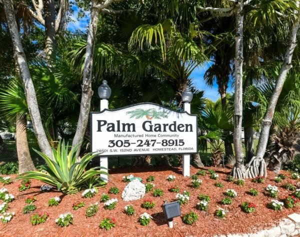Photo of Palm Garden Manufactured Home Community, Homestead, FL