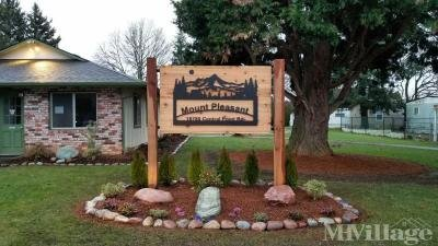 Mount Pleasant Mobile Home Park
