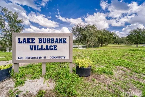 Lake Burbank Village Mobile Home Park in Lakeland, FL