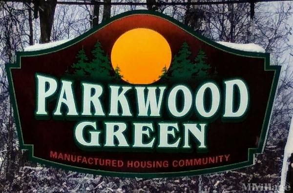 Parkwood Green Village Mobile Home Park in Sparta, MI