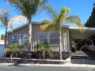 Mobile Home Park in Castaic CA