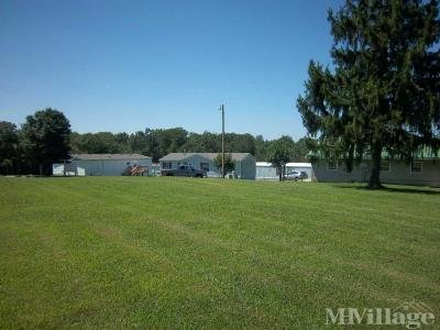 Mobile Home Park in Crossville TN